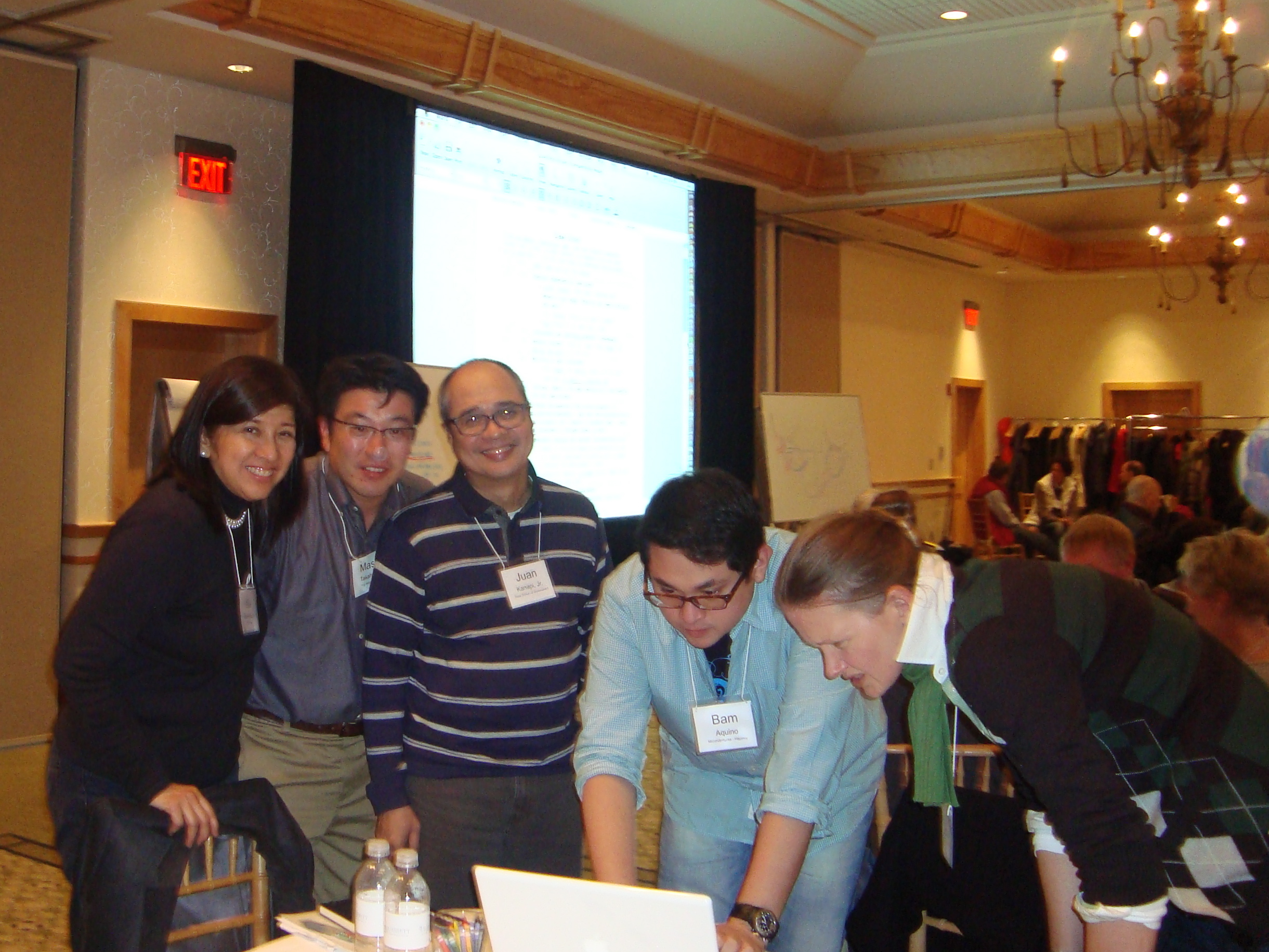 2010</br>ELIAS Philippines </br>Fellows Program, Team 1 <br> October 1, 2010 to June 30, 2011