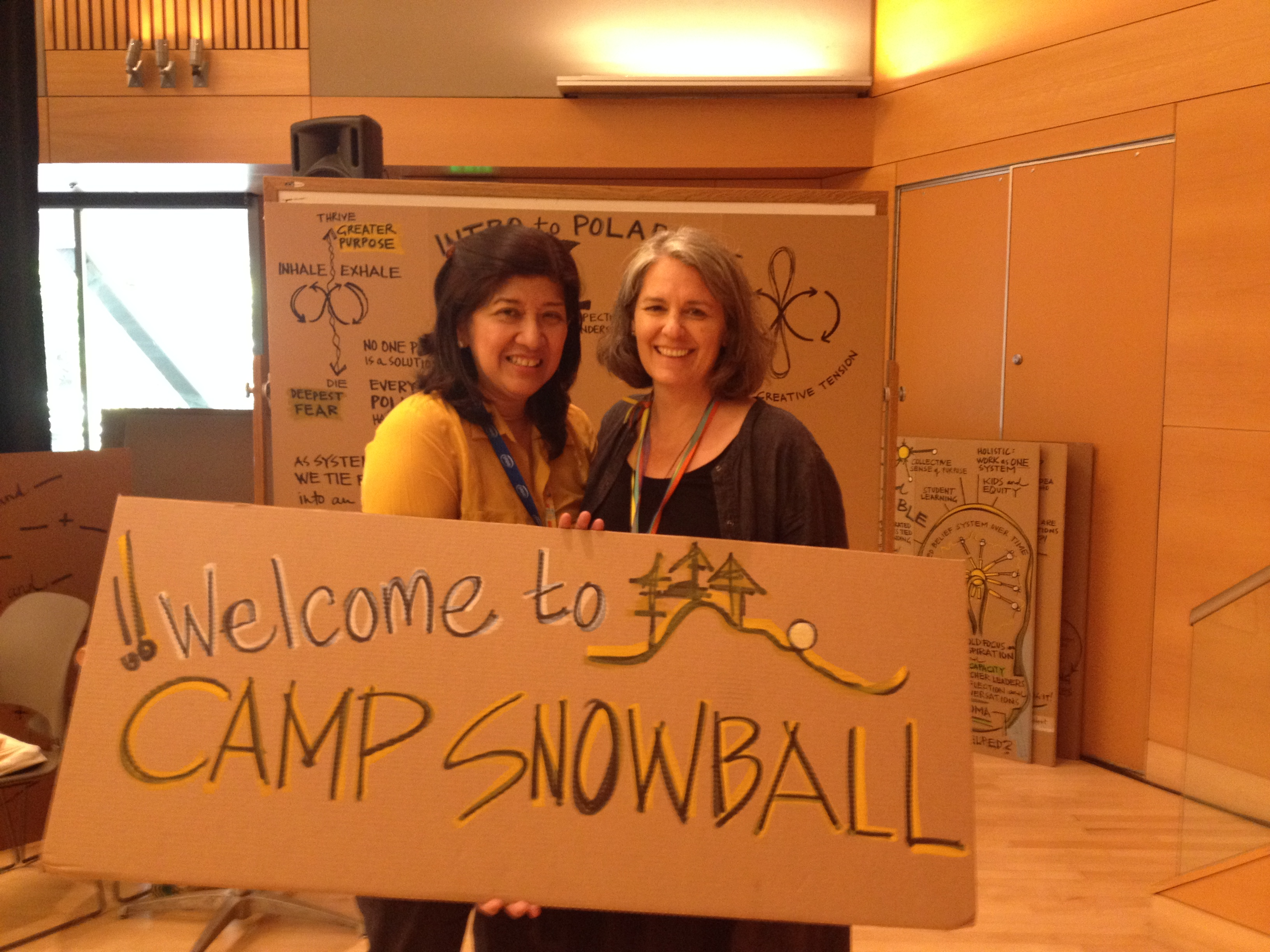 2014 </br> Camp Snowball </br>July 14-18,2014