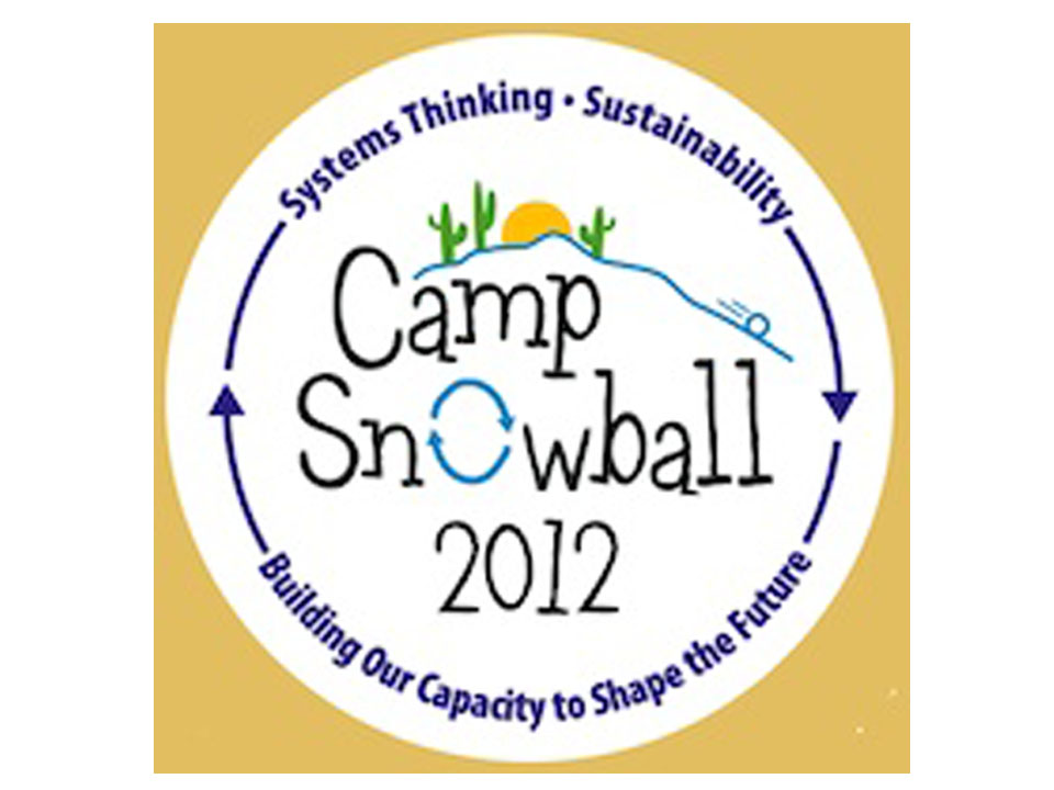 2012 </br>Camp Snowball</br>July 9-13, 2012